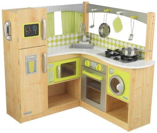 Kidkraft 53274 - Cucina Ad Angolo Grand Gourmet, Lime