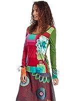 Desigual T Shirt You Vert 36t2695/4040