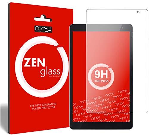 ZenGlass Flexible Glas-Folie für Vodafone Tab Prime 6 Panzerfolie I Bildschirm-Schutzfolie 9H