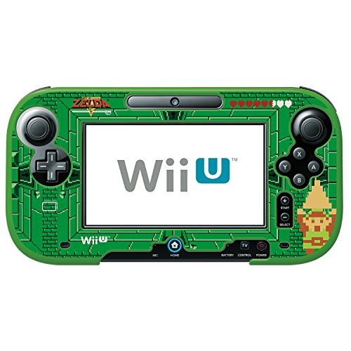 Wii U Retro Zelda Protector [Nintendo Wii U ]