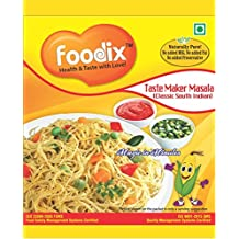 foodix Taste Maker Masala Classic South Indian - 50g (Pack of 7)