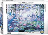 Waterlilies by Monet 1000pc Puzzle