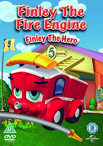 Finley the Fire Engine: Finley the Hero [DVD]