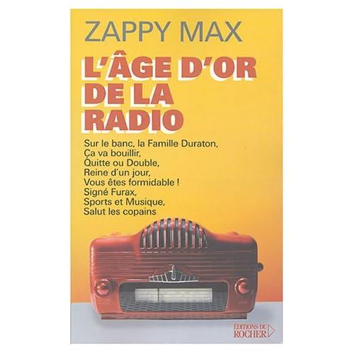 L'âge d'or de la radio
