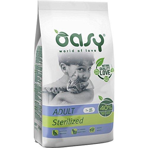 OASY Steril Katzenfutter Huhn Katze Dry Premium-