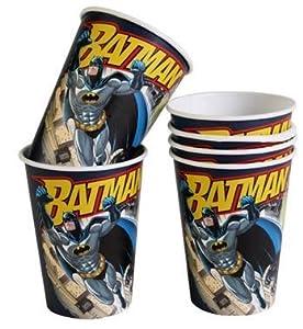 Dynastrib Batman vasos 9005569, multicolor, 25cl