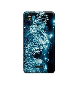 Ebby Premium Printed 3D Designer Back Case Cover For Micromax Yureka (Premium Designer Cae)