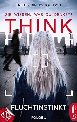 Buchseite und Rezensionen zu 'THINK' von Trent Kennedy Johnson