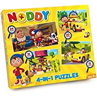 Noddy 4 In 1 Puzzle