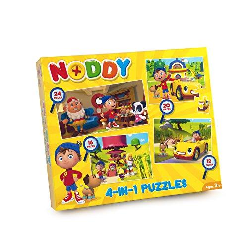 Paul Lamond in Noddy Puzzles