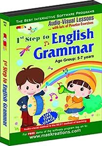 MAS Kreations 1st Step to English Grammar