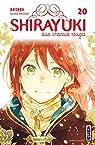 Shirayuki aux cheveux rouges, tome 20 par Akiduki