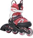 K2 Mädchen Inline Skate Charm x Pro, mehrfarbig, L, 30B0208.1.1.L