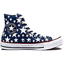 71fb2f2a2a9ee Converse Chuck Taylor All Star High MIDNIGHT HOUR WHITE STARS  Fresh  Colors  Limited Edition