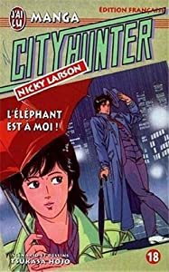 City Hunter - Nicky Larson Edition simple Tome 18