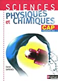Sciences physiques et chimiques