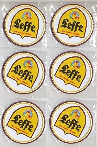 leffe-belgian-abbey-ale-bar-coasters-spill-mats-set-of-6-by-leffe
