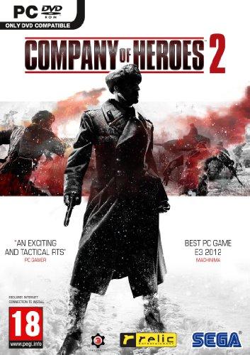 Company of Heroes 2 (PC DVD) [Importación inglesa]