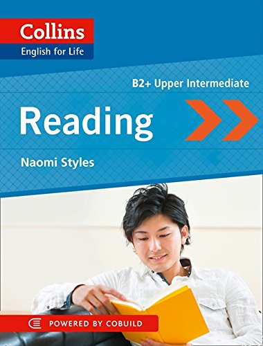 Reading: B2 (Collins English for Life: Skills) por Naomi Styles