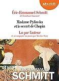 madame pylinska et le secret de chopin livre audio 2 cd audio