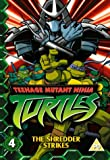 Teenage Mutant Ninja Turtles, Vol. 4: The Shredder Strikes [2003] [DVD]