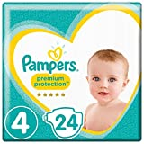 Pampers Premium Protection Gr.4 Maxi 8-16kg Tragepack
