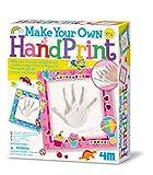 Best 4M Kid Art Supplies - 4M Hand Print Art Review