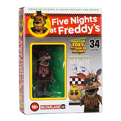 Image of McFarlane Toys Five Nights At Freddy's Micro Cam 08 Hallway Construction Set