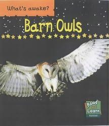 Barn Owls  (Read & Learn) (What's Awake?)