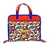 #10: Shopaholic A3 Fully Designed Drawing / Activity Bags with Multiple Pockets for Kids/Teenagers (Ready to Ride)