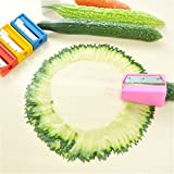 Siddhi Collection Peeling And Flower Shape Cutting Of Vegetables and Fruits Cutter