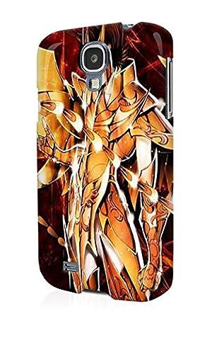 S40664 Saint Seiya Glossy Schutzhülle Tasche Case Cover For Samsung Galaxy S4 (Saint Seiya Cosplay)