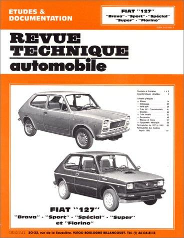 Fiat 127, 127 brava, 127 sport et fiorino