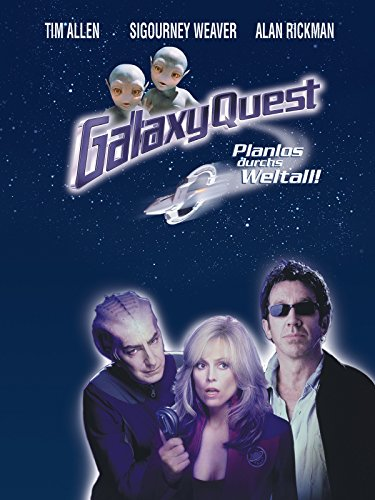 Galaxy Quest - Planlos durchs Weltall [dt./OV]