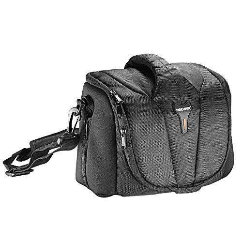 Neewer Wasserdicht und Reißfest strapazierfähiger, tragbarer Zubehör Tasche mit Schultergurt für DSLR-Kamera