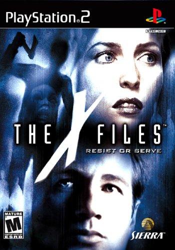 x-files-resist-or-serve-ps2