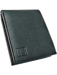 Wenzest Wallet For Men Black With Detachable Card Holder