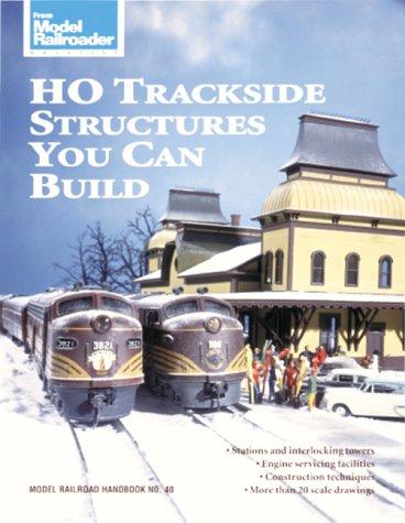 HO Trackside Structures You Can Build (Model Railroad Handbook) por Modern Railroader
