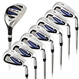 Ram Golf EZ3 Mens Right Hand Iron Set 5-6-7-8-9-PW-SW - HYBRID INCLUDED