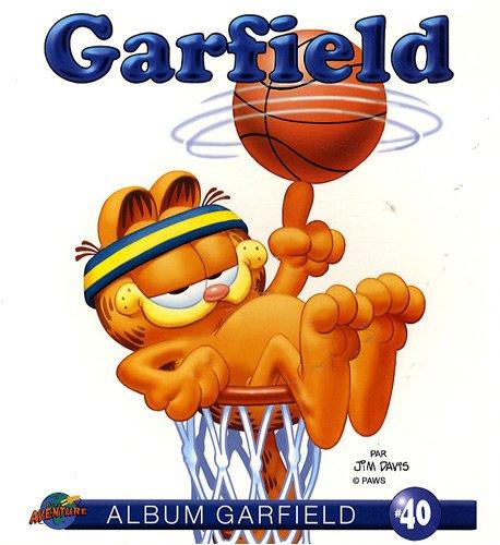 Garfield, Tome 40 :