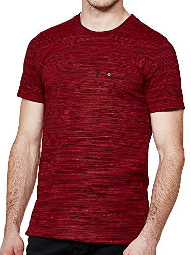 Luke 1977 Herren T-Shirt Lux Red Mix