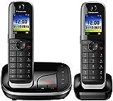 Panasonic KX-TGJ322GB Familien-Telefon mit Anrufbeantworter