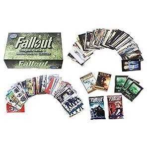 Fallout Trading Cards Series 1 Komplettset mit Bonuskarten und Packungen