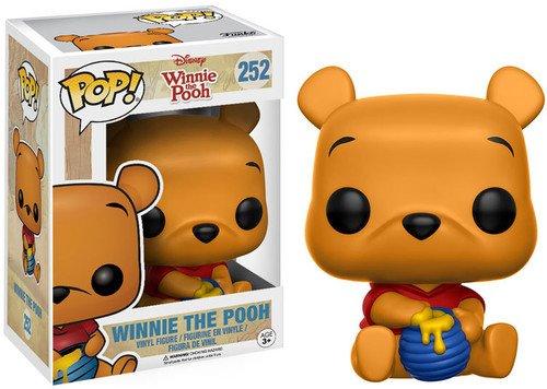 Funko Winnie-The-Pooh Seated Figura de Vinilo (11260)