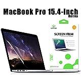 LENTION Antikratzerverstärkter Displayschutzfolie für MacBook Pro Modell-A1398