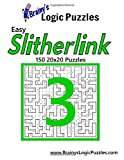 Brainys Logic Puzzles Easy Slitherlink #3: 150 20x20 Puzzles