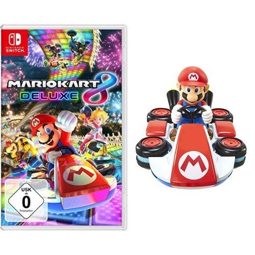Mario Kart 8 Deluxe [Nintendo Switch] + Nintendo Mario RC Racer 2,4GHz