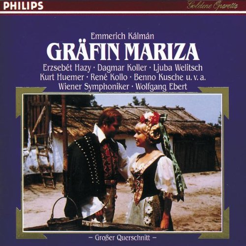 Kalman: Gräfin Mariza [Import anglais]