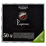Caffè Vergnano 1882 Èspresso1882 Intenso - 50 Capsule - Compatibili Nespresso