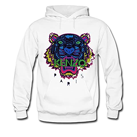 Pop KENZO Tiger Head For Boys Girls Hoodies Sweatshirts Pullover Outlet